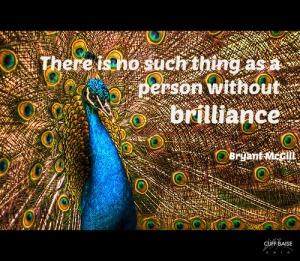 self-worth, brilliance, acceptance