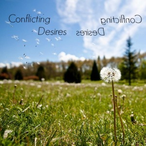 conflicting desires, law of attraction