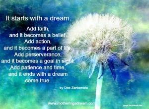 law of attraction, dream, dream come true