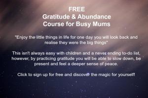 gratitude course image